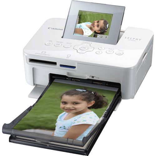 Canon Selphy CP1000 balts [R8]