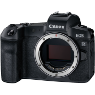 Canon EOS R + MT adapteris