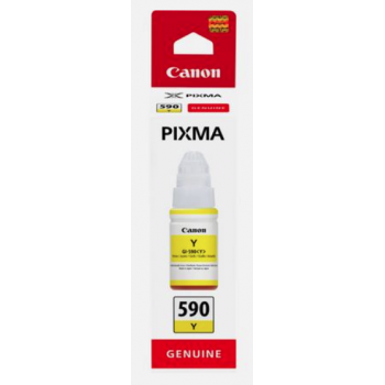 Canon Ink Bottle GI-590 Yellow