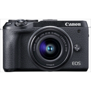 Canon EOS M6 Mark II BK Body NEW
