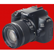 Canon EOS 250D 18-55 IS STM Bk