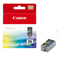 Canon CLI-36 C/M/Y Colour Ink Tinte