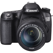 Canon EOS 70D 18-135 IS STM