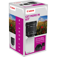 Canon EF-S 10-18mm IS STM 73C LC Kit