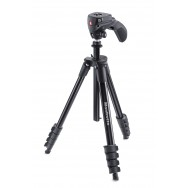 Manfrotto statīvs Compact Action black